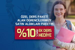 Read more about the article Özel Ders Kampanyası